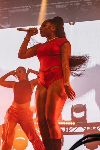 Recipe for hot shit: Megan Thee Stallion at Manchester's Warehouse Project