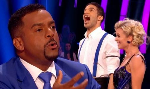 Strictly Come Dancing 2019: Alfonso Ribeiro baffles viewers with 'screaming' technique