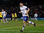 Tranmere 2-1 Watford : Paul Mullin strike sets up FA Cup fourth round clash with Man United