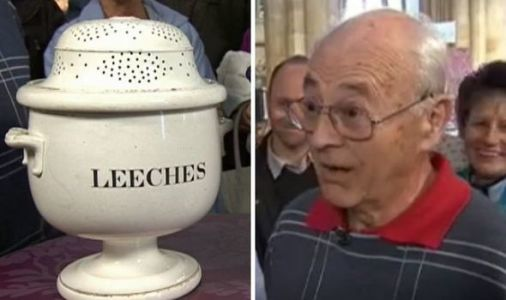 Antiques Roadshow expert leaves guest staggered by huge value of rare leech jars 'No idea'