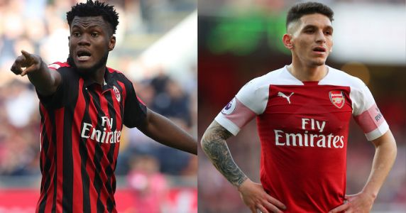 Milan remain intent on signing Arsenal star after arrival of Giampaolo