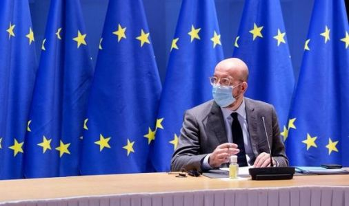 Glad we left? EU chief admits it will be difficult to vaccinate 70% of adults by summer