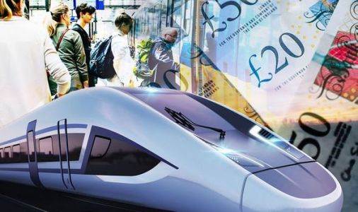 'Stop wasting money!' Fury at eye-watering £106billion cost of HS2 rail link - poll