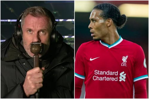Jamie Carragher says Liverpool must sign defender in January to fill Van Dijk void