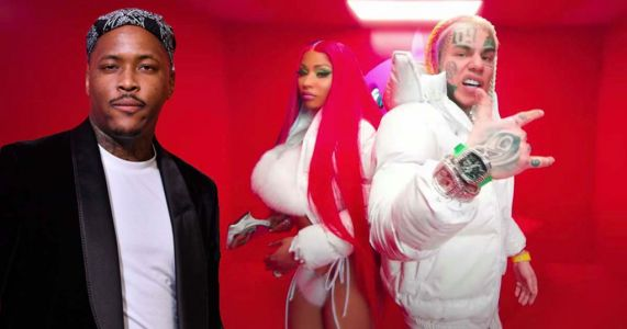 Rapper YG not keen on working with Nicki Minaj again over her Tekashi 69 collaboration