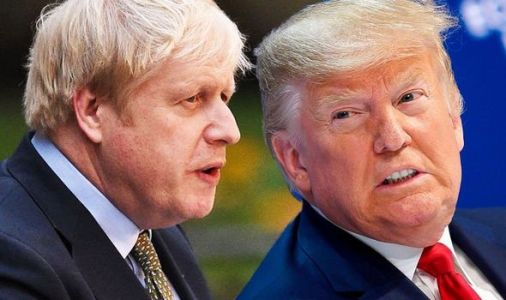 Brexit trade deal row explodes: Furious US threatens UK unless Boris scraps tax plans