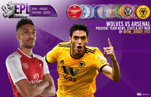 Wolverhampton Wanderers vs Arsenal Preview | Team News, Stats & Key Men