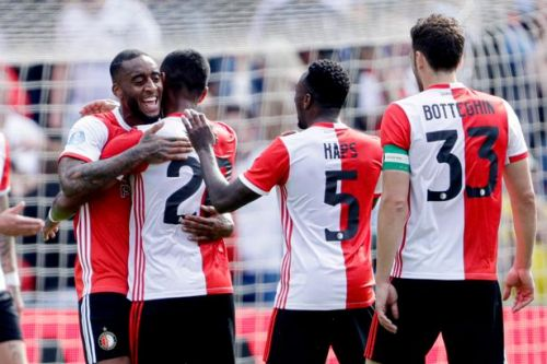 Feyenoord warm up for Rangers clash by surviving late Ado Den Haag fightback