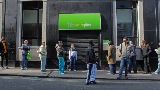 UK unemployment figures 'should be millions higher'