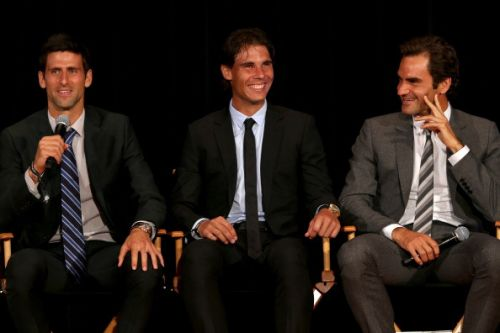 Novak Djokovic lifts lid on first council meeting with Roger Federer and Rafael Nadal