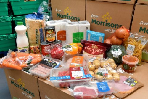 Morrisons launches SOS food delivery service for students