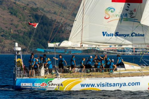 Clipper fleet postpones arrival in Sanya due to COVID-19