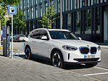 BMW's electric iX3 to duel it out with Tesla Model X and Jaguar I-Pace