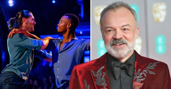 Graham Norton thinks Strictly same-sex pairings will 'muddy the waters' for judges
