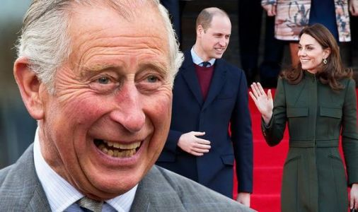 Prince Charles the proud father-in-law! Eagle-eyed royal fans spot heartwarming photo