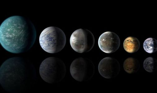 Alien life chances get MASSIVE boost after study shows many planets contain water