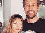 Abbey Clancy admits husband Peter Crouch hates her comfy loungewear
