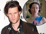 Matt Smith reveals producers 'made amends' after it emerged Claire Foy was paid less on The Crown