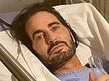 Marc Jacobs, 58, debuts his new face from the comfort of a hyperbaric OXYGEN chamber
