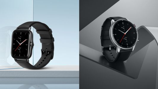 Amazfit launches two new stress-tracking smartwatches after months of teasing