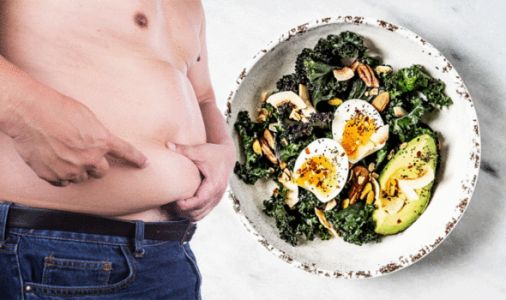 How to lose visceral fat: The diet proven to reduce the harmful belly fat
