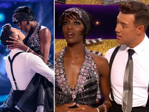 Strictly 2021: Who is Kai Widdrington and is he dating AJ Odudu?