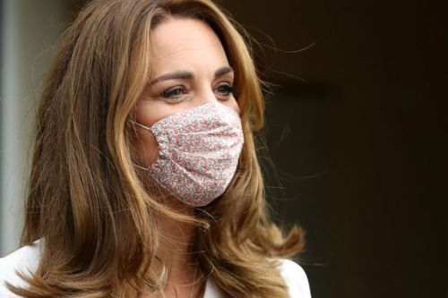 Where to buy Kate Middleton's stunning £15 floral face mask