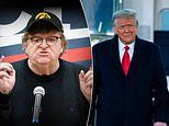 Michael Moore predicts Donald Trump will face 'trial, conviction, imprisonment'