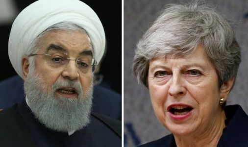 Iran-backed terror cells 'ready to strike' UK experts warn amid crisis COBRA meeting today