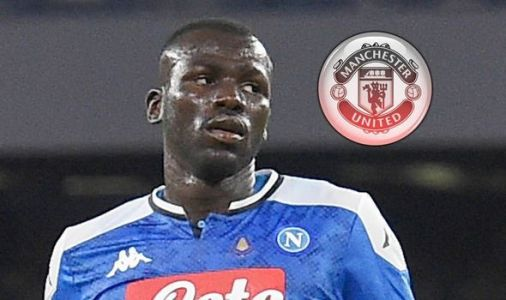 Man Utd boss Ole Gunnar Solskjaer has Kalidou Koulibaly on list of four defensive targets