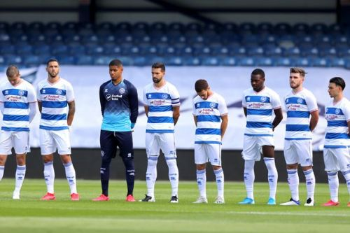 QPR release statement to set record straight after electing not to take a knee