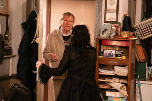 Coronation Street spoilers: Roy Cropper reveals huge decision to Carla Connor after sad death