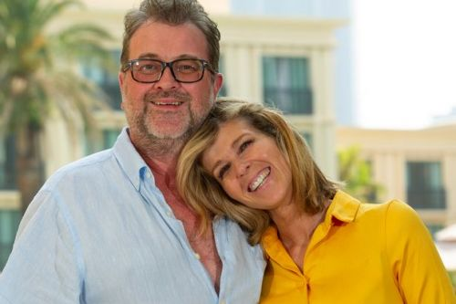 Kate Garraway shares emotional update on husband Derek's coronavirus battle