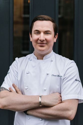 Under the grill:Chef Dean Banks from HAAR