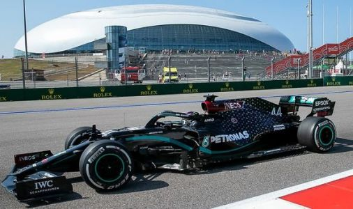 F1 Russian Grand Prix qualifying LIVE: Lewis Hamilton vying for Michael Schumacher record