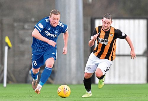 Half of Peterhead's players and management staff to forego wages during Covid-19 crisis - Morrison