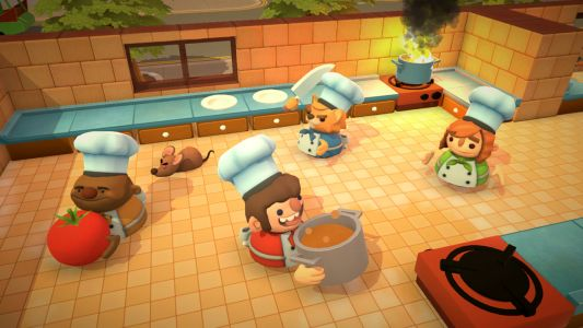 Free games: Epic is giving away Overcooked for free this week