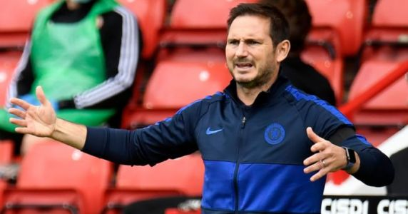 Lampard in stern message over Chelsea form; reacts to Man City verdict