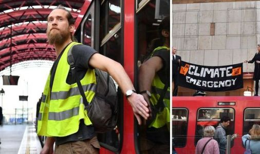 London protests: Tube lines hit by Extinction Rebellion - which lines are affected?
