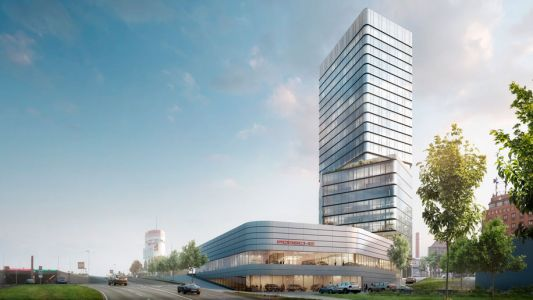 Radisson Blu to open hotel within Stuttgart's Porsche Design Tower