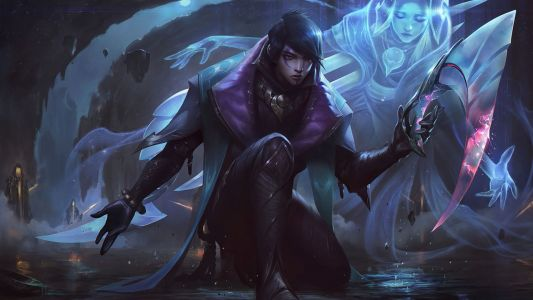 League of Legends players vote Aphelios the most annoying champion in the game