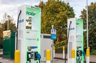 UK public EV charging provision increases fivefold in five years
