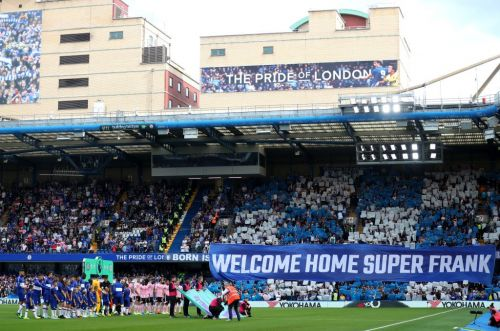Chelsea fans could be allowed back inside Stamford Bridge from Dec 2