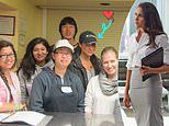 Toronto charity share unseen photo of Meghan Markle volunteering in her Suits days