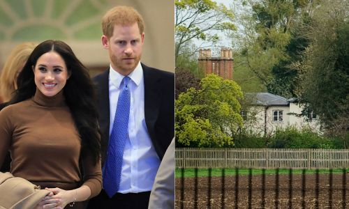 Future of Prince Harry and Meghan's staff at Frogmore Cottage revealed as they prepare to split time in Canada