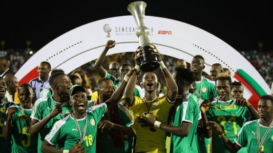 Senegal claim WAFU Cup of Nations over Ghana on penalty shootout