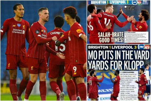 """""""Pursuit of perfection"""" powered by Keita's statement display - Media on Brighton 1-3 Liverpool"""
