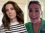 Kate Middleton was 'shy' on early virtual engagements but has now 'really come into her own'