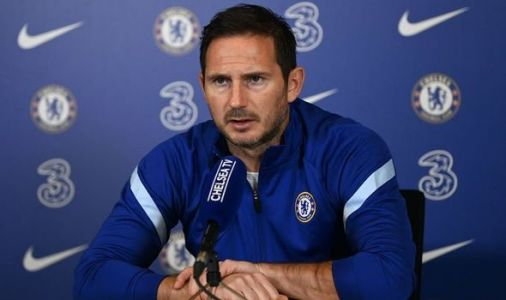Frank Lampard fires warning to Chelsea stars ahead of Champions League tie versus Sevilla