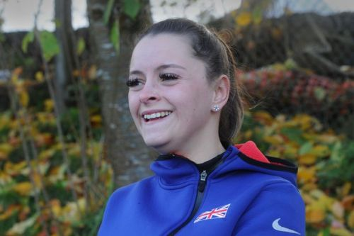 Maybole Marvel Kayleigh keeps her cool to set new world record in RR2 5000m